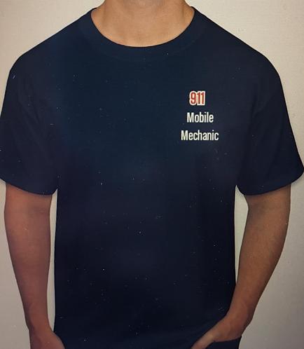 911 Mobile Mechanic T-Shirts