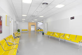 public-building-waiting-area-hospital-in