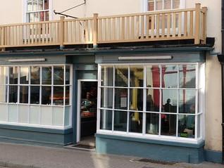 Angel Fish Bar in Kington