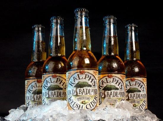 Ralph's Cider Bottles