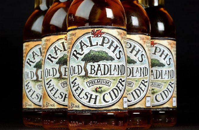 Ralph's Premium Welsh Cider