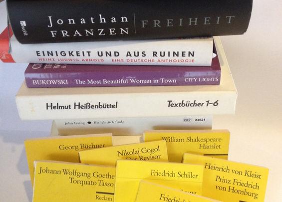 von Loriot bis Goethe / gallmobil liest