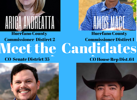 Meet the Local Candidates this Saturday
