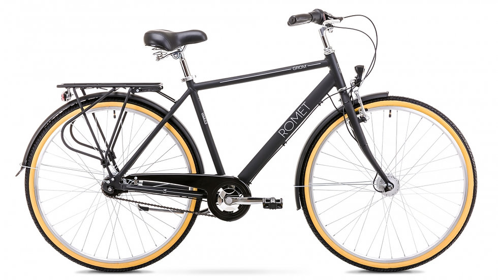 Romet Grom 7s Classic Town Bike