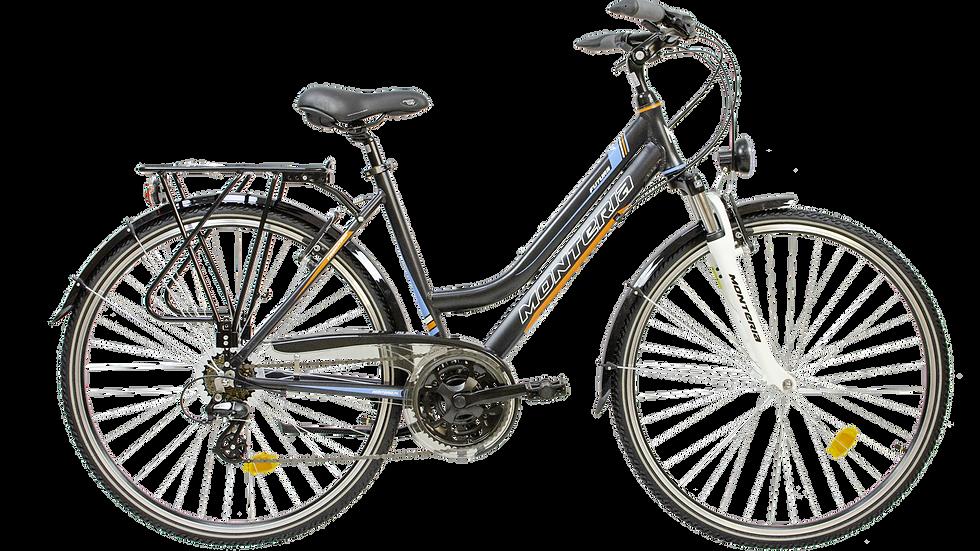 Monteria Futura 1.0 hybrid/town ladies bike