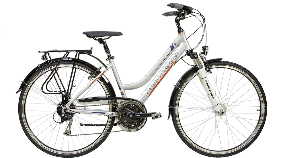 Monteria Futura 3.0 hybrid/town ladies bike