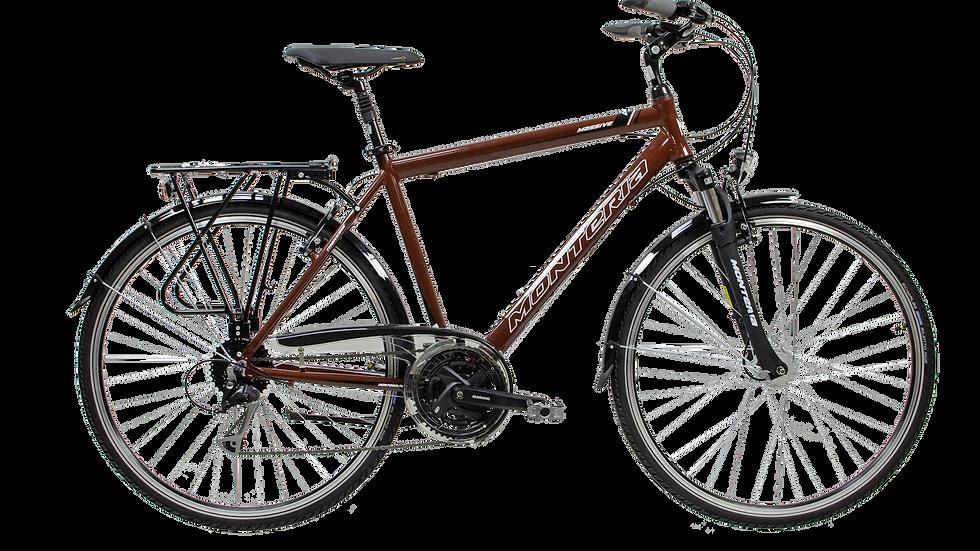 Monteria Massive 3.0 hybrid/town bike