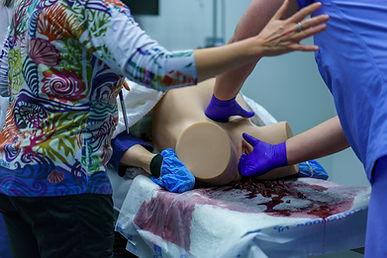 Sophie PPH post-partum hemorrhage access