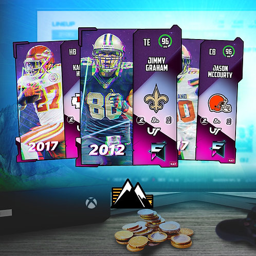 94-96 OVR Flashback Players - Madden 21 Ultimate Team