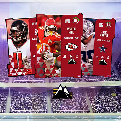 86 - 88 OVR Core Elite Players - Madden 21 Ultimate Team