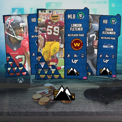 91 - 97 OVR Legend Players - Madden 21 Ultimate Team