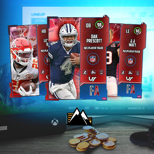 96 - 98 OVR Free Agency Players - Madden 21 Ultimate Team