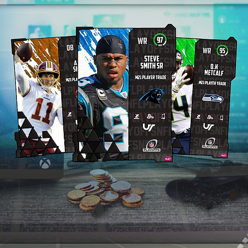 95 - 97 OVR NFL Playoffs  Players - Madden 21 Ultimate Team
