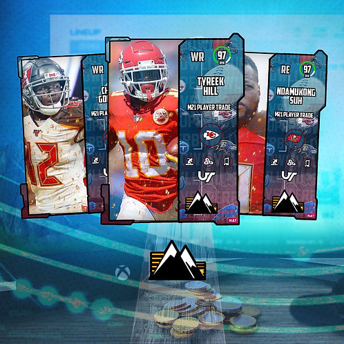 95 - 97 OVR Super Bowl Present Players - Madden 21 Ultimate Team