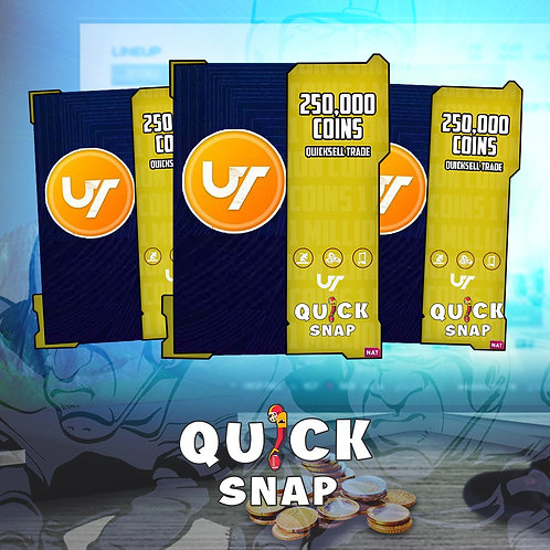 250K Quicksell Player Trade #QuickSnap Special -  Madden 21 Ultimate Team