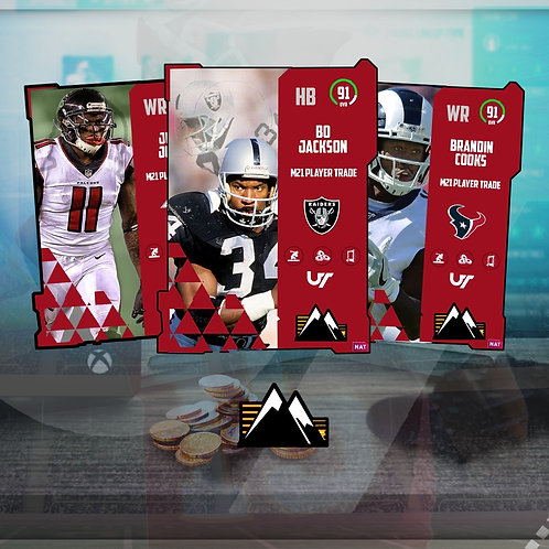 Series 1 Redux Players - Madden 21 Ultimate Team