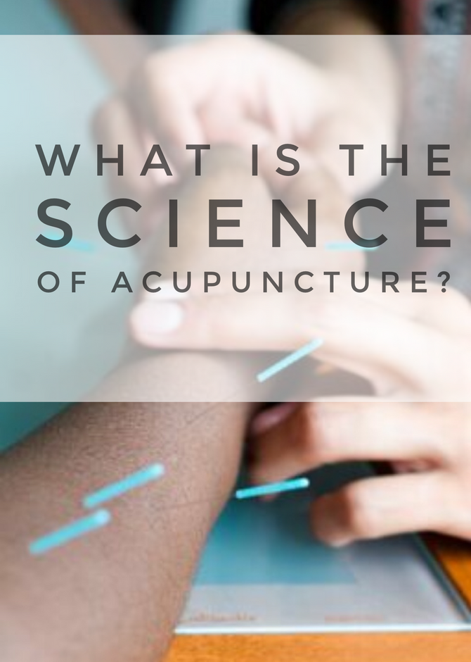 What is the Science of Acupuncture?