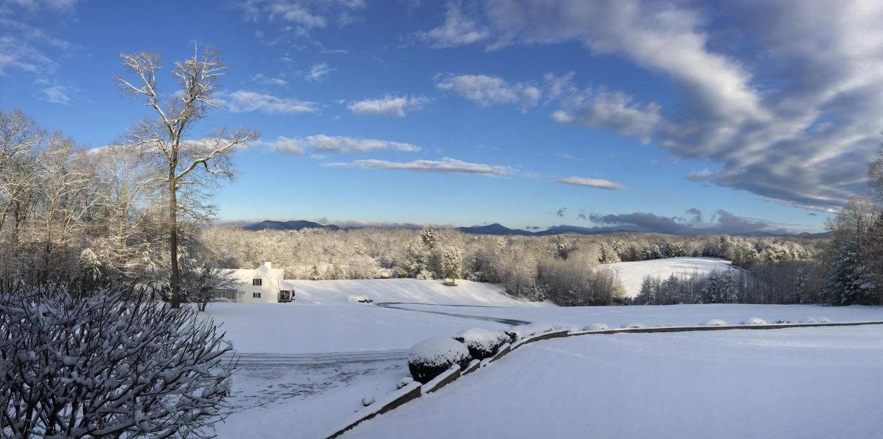 Winter Wonderland Dahlonega