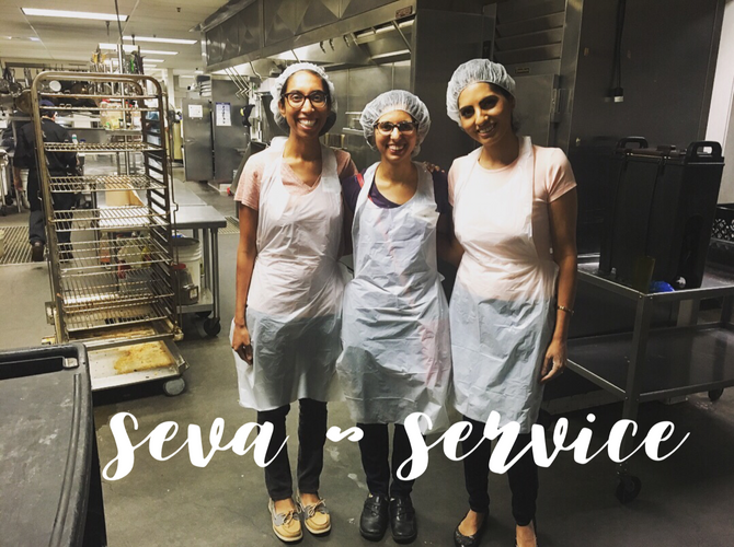 Seva: Wellness in Serving