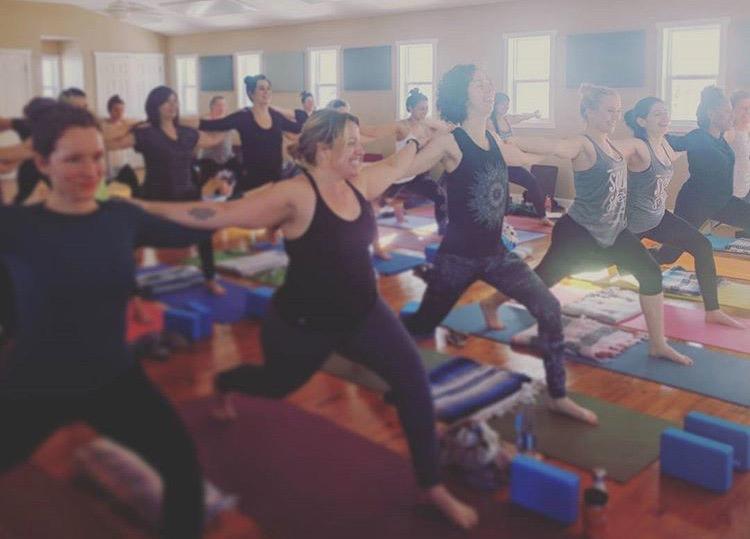 Yoga Dance!
