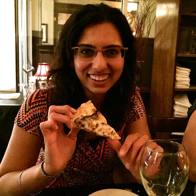 Yoga + Pizza