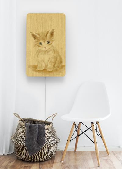 Kitten (from not an artist, just me)