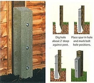 Fence repair in Surrey
