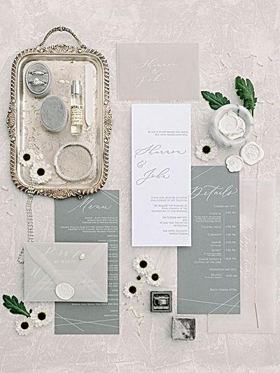 Hunter Ryan Photography - Jet Set Wed - Kaleidoscope Floral - Escalante Hotel