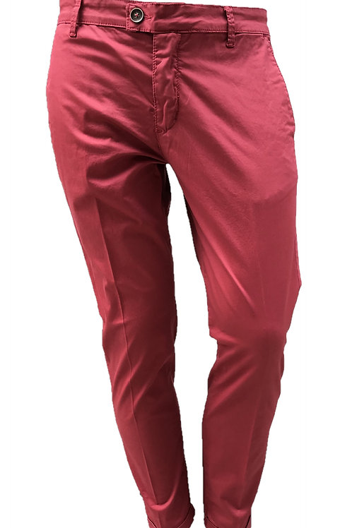 Chino Regular Fit Bordeaux