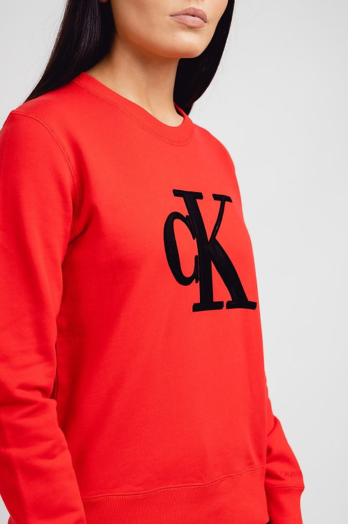 Felpa Calvin Klein.