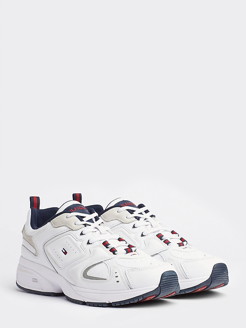 SNEAKERS HERITAGE CON LOGO TOMMY HILFIGER.