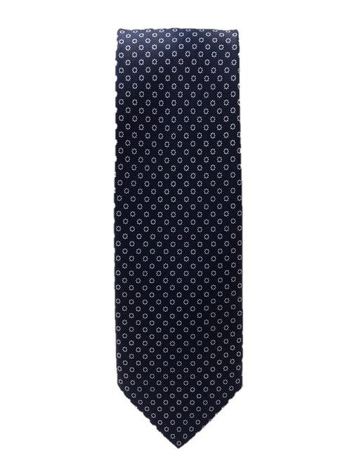Cravatta Artigianale Fiori