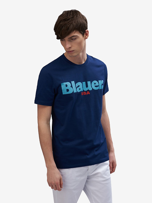 SHIRT BLAUER USA.