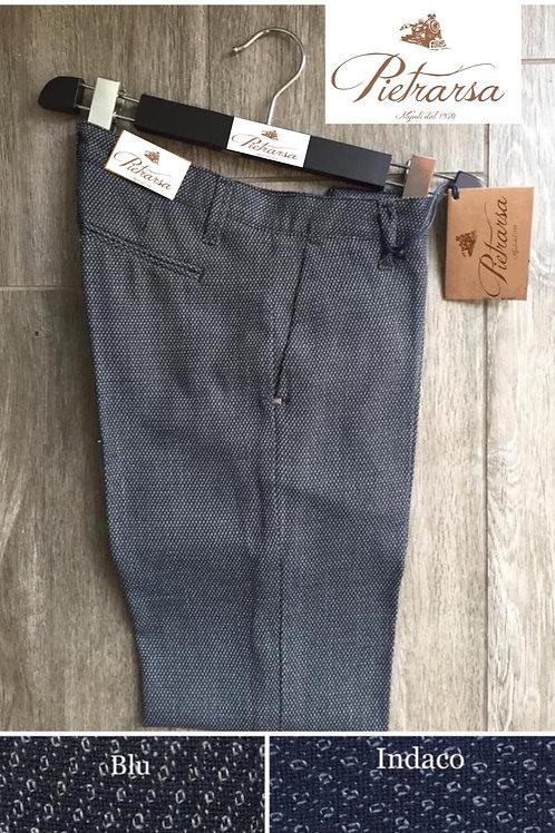 Pantalone microfantasia Pietrarsa.
