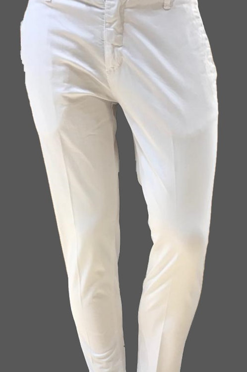 Chino Regular Fit Bianco