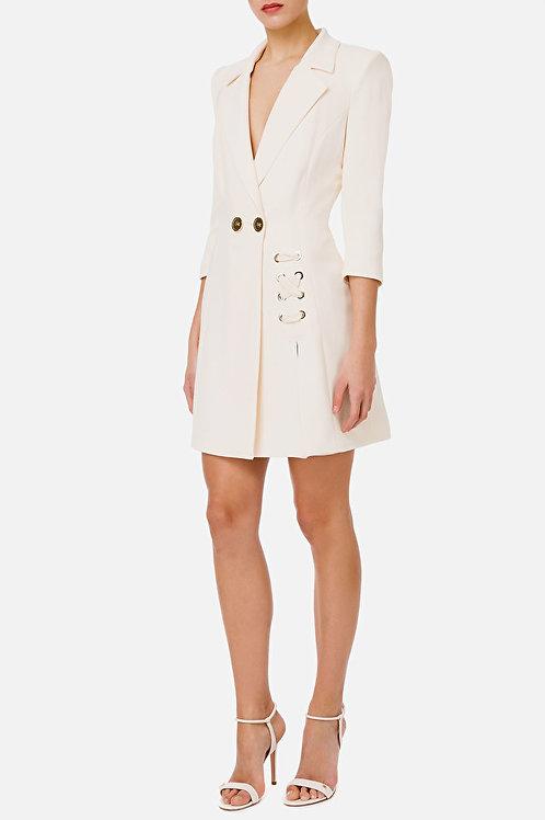 Abito robe manteau Elisabetta Franchi.