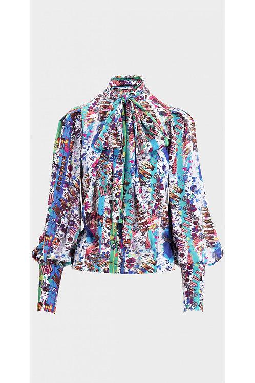 Camicia Lola Mangano.