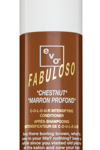 Fabuloso Chestnut Color Boosting Treatment