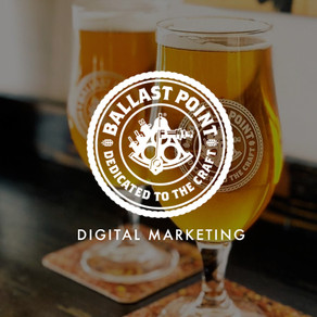 Ballast Point Brewing Co. - Digital Strategy & Content Writing