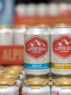 Alpine Brewery Rebrand