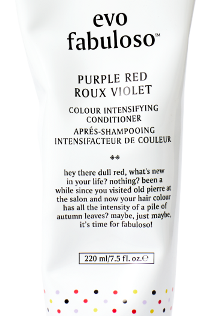 Fabuloso Purple Red Color Boosting Treatment