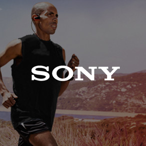 Sony New Product Launch - Digital Strategy & Content Writing