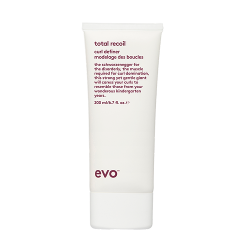 Total Recoil Curl Defining Cream