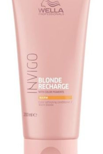 Invigo Blonde Recharge Warm Conditioner