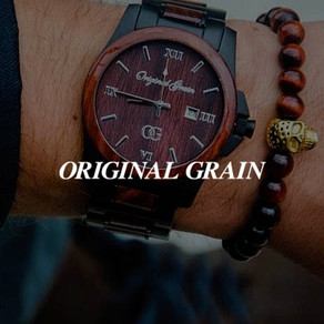 Original Grain - Copywriting