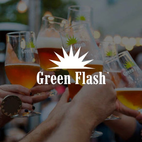 Green Flash Brewing Company - Copywriting