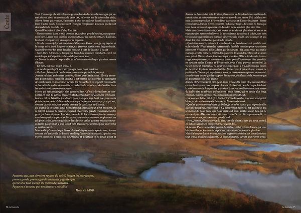 léonie charmot illustration brenne étangs
