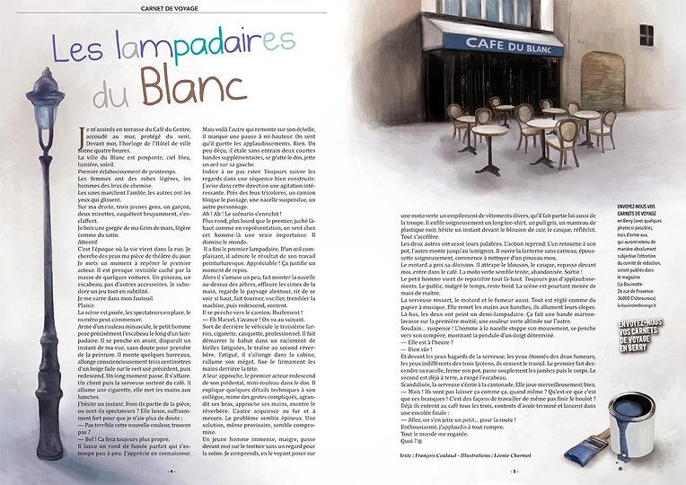 léonie charmot illustration nouvelle magazine