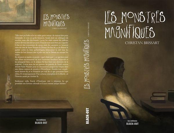 léonie charmot illustration roman noir ambiance