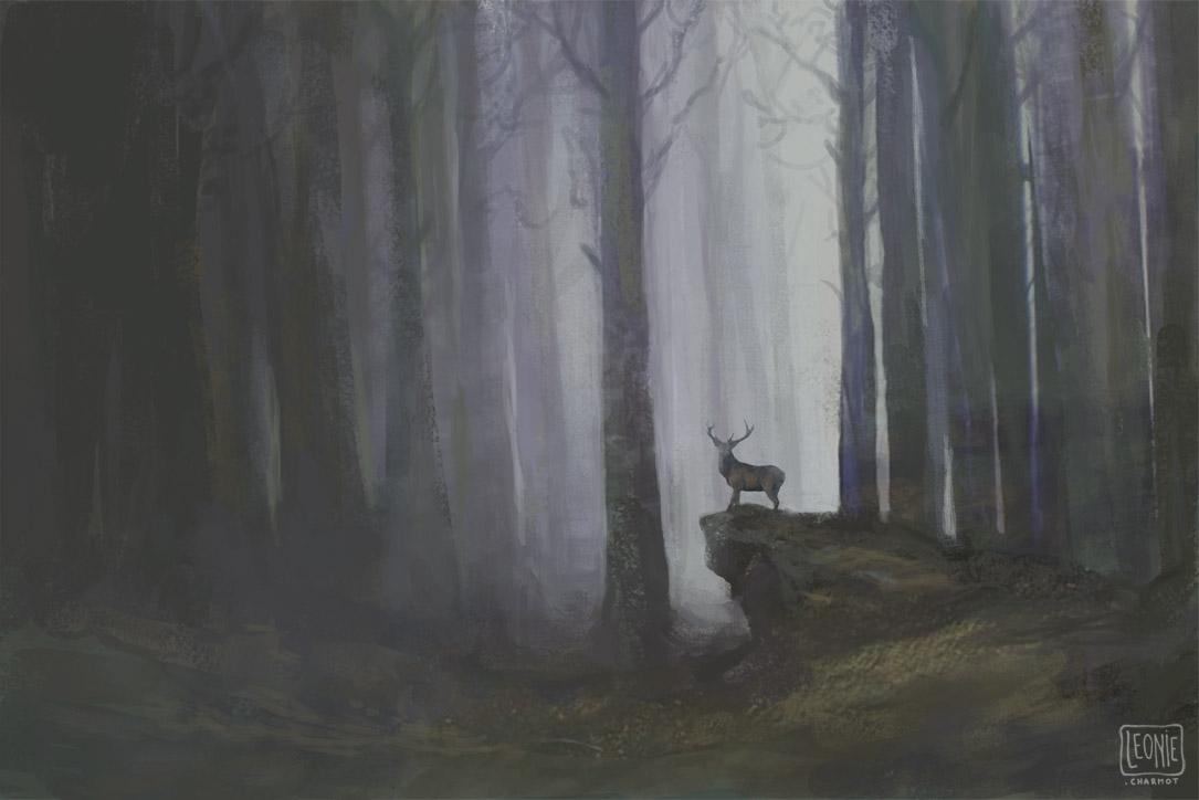 """""""Le roi de la forêt"""""""
